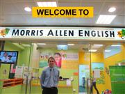 welcome to morris allen english