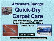 altamonte springs carpet cleaner 321-216-1442