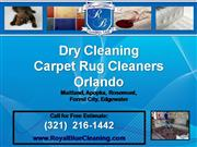 dry cleaning carpet rug cleaners orlando