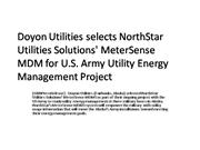 doyon utilities selects northstar utilities solutions' metersense mdm