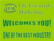 LEM Marketing Plan
