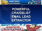 powerful craigslist email extractor