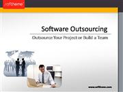 Software Outsourcing: Outsource Your Project or Build a