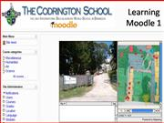 Learning Moodle 1
