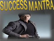 Success Mantra by SOURAV SARKAR (LILUAH)