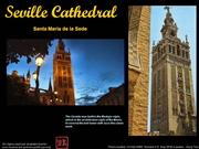 seville cathedral - Sevilla, Spain
