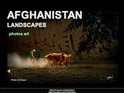 AFGHANISTAN LANDSCAPES - Photos Art