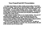 Sample 4 high school IEP[1]