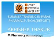 pharmaceutical industry ppt.
