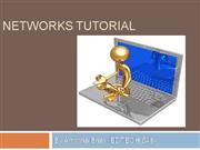 Networks tutorial