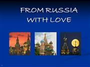 From Russia With Love: Dima's Story