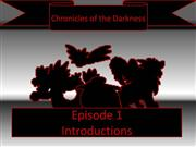 chronicles of the darkness (a pokemon sprite adventure)