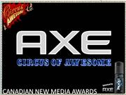 the axe circus of awesome