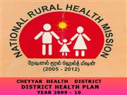 DISTRICT HEALTH PLAN CHEYYAR 2009  10