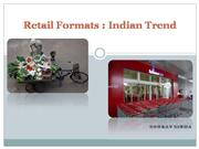 Retailing Format_Indian Trend