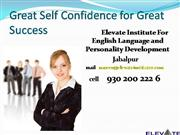 Achieve unstoppable Confidence