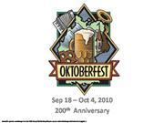 Oktoberfest 2010