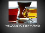 WELCOME TO BEER MARKET