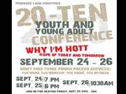 youth conference 20-10
