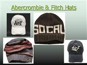Abercrombie & Fitch Hats