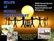 State of Social Development