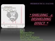 shielding& deshielding effect by irfaan