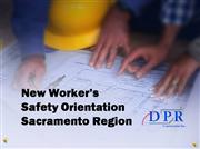 sac orientation - northbay project
