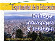 Espiritualidad de la educacin 1