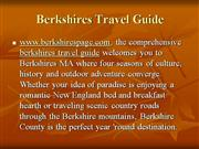 berkshirestourist guide,landscape,beautiful surroundings