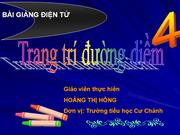 MT4_Trang tri duong diem