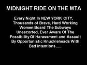 MIDNIGHT RIDE ON THE MTA by ELGIN BOLLING
