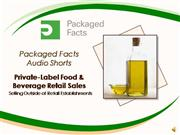 Private-Label Food & Beverage Retail Sales