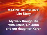 Maxine Hurston's Life Story