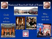 National Baseball Hall of Fame slide show