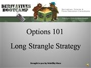 LONG STRANGLE STRATEGY