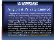 Angiplast - Manufacturer of Medical Equipments and Medical Devices