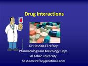 drug interaction-f