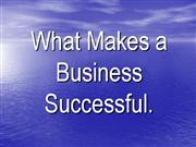 why are you in business?