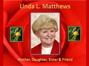 Linda Tribute Friday
