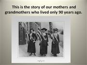 Woman Suffrage slideshow