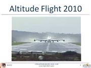 Altitude Flight 2010