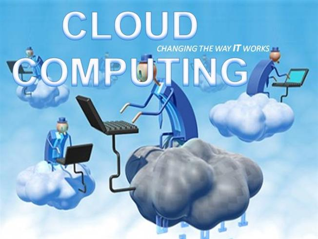 Cloud computing ppt authorstream cloud computing ppt toneelgroepblik Gallery