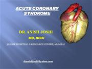 Acute Coronary Syndrome wadi final