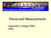 EKG Waves and Measurements