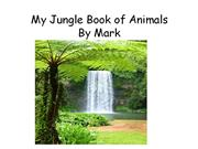 jungle animal book
