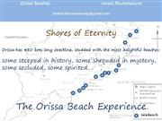 Beaches of Orissa