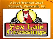 Fox Lair Crossings