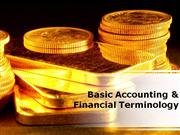 basic accounting & financial terminology modern powerpoint content