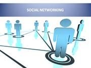 presentation on social networking