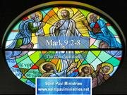Bible Study – Mk. 9:2-8 The Transfiguration